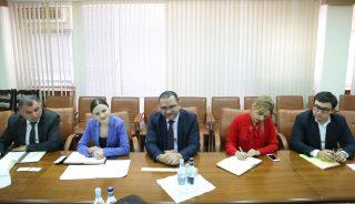 Քննարկվել են հայ-բուլղարական առևտրատնտեսական կապերը զարգացնելու հեռանկարները