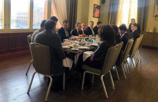 ԱՏՁՄ վարչության անդամները հանդիպել են ՀՀ ԱԳ նախարարի հետ