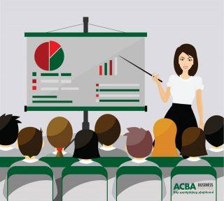 ԱԿԲԱ-ԿՐԵԴԻՏ ԱԳՐԻԿՈԼ ԲԱՆԿ. ինտերակտիվ, շատ կիրառական ու անվճար դասընթացներ գործարարների համար