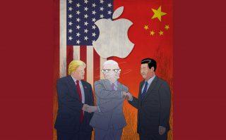 Ինչու՞ Apple-ը չի կարող իր արտադրությունն ԱՄՆ տեղափոխել