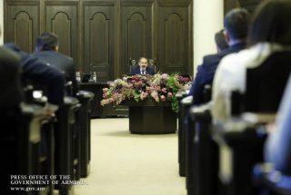 Կառավարության նոր կառուցվածը՝ 2 փոխվարչապետ և 12 նախարար