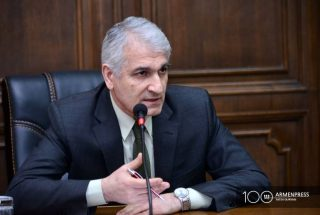 Գագիկ Մակարյանն առաջարկում է ԵԱՏՄ-ի շրջանակում և ՌԴ-ի հետ ստեղծել տնտեսական փոխազդեցության մոդել