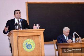 Արայիկ Հարությունյանը Հայաստանի տնտեսական աճի ավելացման միակ ճանապարհը համարում է պետական պարտքի ավելացումը