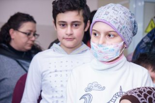 Փետրվար ամսին City of Smile հիմնադրամն օգնել է 53 երեխաների և երիտասարդների ստանալ անհրաժեշտ դեղորայք