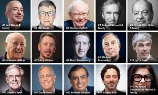 Forbes. Միլիարդատերեր 2019