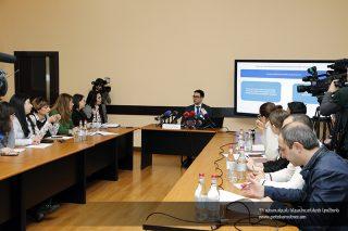 ՊԵԿ նախագահի տեղակալ Ռուստամ Բադասյանը ներկայացրել է հարկային վարչարարության բարեփոխումները