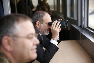 Նիկոլ Փաշինյանին են ներկայացվել ՀՀ ԶՈՒ-երի նորագույն ռազմական տեխնիկաները