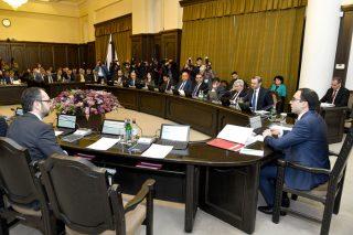Կառավարությունը հավանություն տվեց ԵԱՏՄ-ի և Չինաստանի սահմաններով ապրանքների փոխադրման վերաբերյալ համաձայնագրին