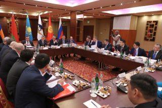 Մհեր Գրիգորյանը նախագահել է Երևանում ԵԱՏՀ խորհրդի հերթական նիստը