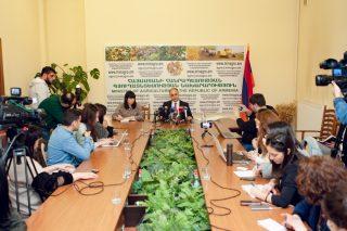 Հայաստանում իրականացվում է գյուղատնտեսության պետական օժանդակության թվով 11 ծրագիր