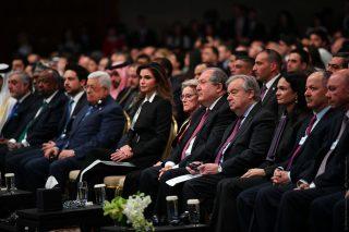 Նախագահ Սարգսյանը Հորդանանում մասնակցել է Համաշխարհային տնտեսական համաժողովի տարածաշրջանային ֆորումի բացմանը
