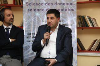 Հայկ Եսայանը մասնակցել է «Տվյալների գիտություն, հասարակությունների գիտություն» գիտաժողովին