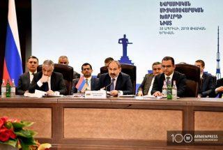 ՀՀ վարչապետը կարևորում է ԵԱՏՄ շրջանակում ներքին զբոսաշրջության ներուժի լիարժեք օգտագործումը
