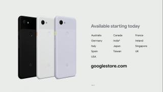 Google-ը ներկայացրել է Pixel 3а և Pixel 3а XL սմարթֆոնները