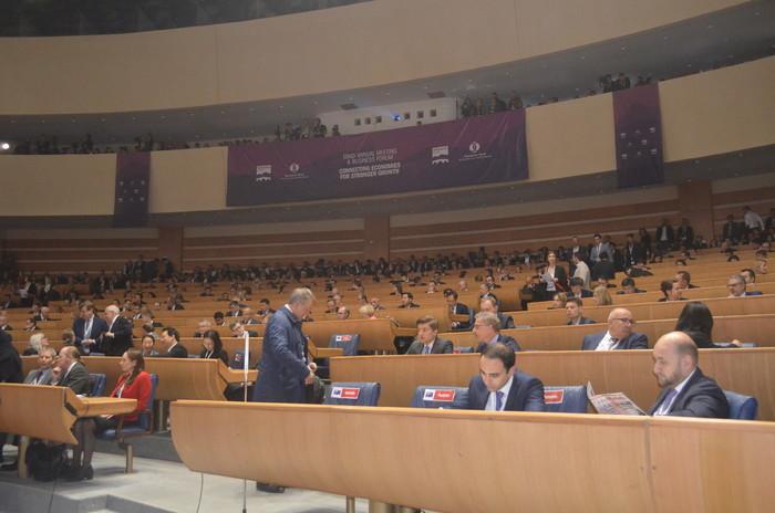 Փոխվարչապետ Տիգրան Ավինյանը ելույթով հանդես է եկել ՎԶԵԲ տարեկան ժողովի լիագումար նիստին