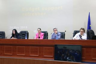 Աշխատաժողով՝ նվիրված ԵՄ կողմից Հայաստանին տրամադրվող բյուջետային աջակցությանը