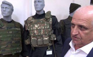 Հայկական զրահաբաճկոնները որակական հատկություններով չեն զիջում արտասահմանյաններին և 30%-ով ավելի էժան են