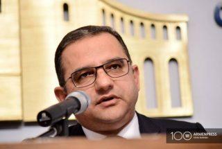 Տիգրան Խաչատրյան. Կառավարություն են ներկայացվել մոտ 2.7 մլրդ դոլարի ներդրումային ծրագրեր