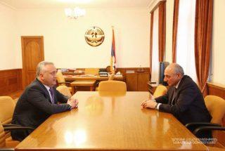 Հայաստանն ու Արցախը քննարկում են բանկային ոլորտում համագործակցությանն առնչվող հարցերի լայն շրջանակ
