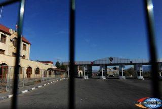 ԱԱԾ-ն պարզաբանում է տարածել Բագրատաշեն մաքսակետում ստեղծված իրավիճակի վերաբերյալ