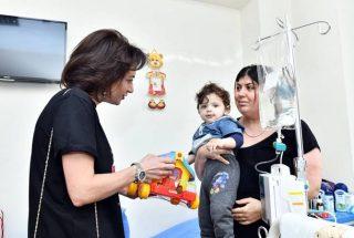 «Ժպիտների քաղաք» բարեգործական հիմնադրամն աջակցել է ավելի քան 150 երեխայի և երիտասարդի