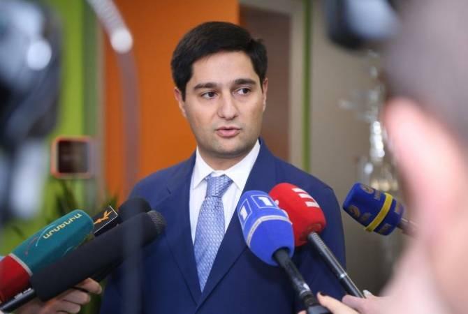Ալեքսանդր Եսայան. Հայաստանում ՏՏ ոլորտը տնտեսության ամենակայուն աճող հատվածներից է՝ տարեկան միջինը 25%
