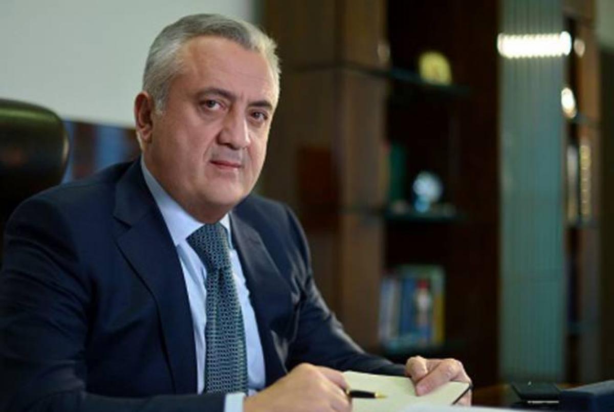 ՀԲՄ. Շնորհակալագիր Արթուր Ջավադյանին՝ պաշտոնավարման ավարտի կապակցությամբ