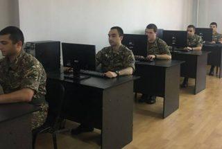 ՊՆ-ն հայտարարում է մրցույթ բարձր տեխնոլոգիաների մասնագետների արդի տեխնոլոգիաների խմբում զինվորական ծառայության նշանակելու ընտրության նպատակով