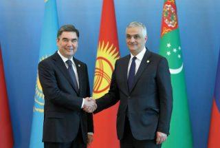Տնտեսական կապերի խորացումից մինչև ուղիղ չվերթի վերաբացում.  Թուրքմենստանը շահագրգռված է Հայաստանի հետ համագործակցությամբ