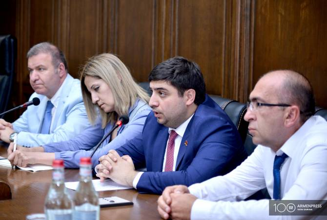 Հայաստանում ներդրումներ անելու ցանկություն են հայտնել Ղազախստանի հայ համայնքի ներկայացուցիչները