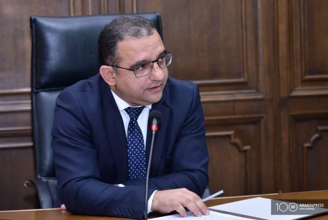 Հայաստանում մշակող արդյունաբերության ոլորտում ստեղծվելու են նոր աշխատատեղեր
