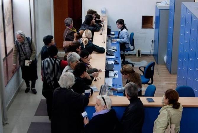 Կենսաթոշակառուների թիվը Հայաստանում 3000-ով ավելացել է