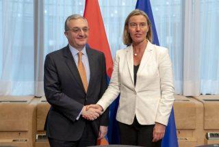 ԵՄ-ն վերահաստատել է Հայաստանի հետ քաղաքական և տնտեսական հարաբերությունները խորացնելու պատրաստակամությունը