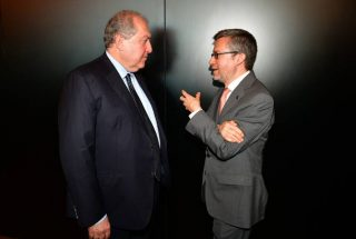 ԵՄ հանձնակատարի հետ նախագահը խոսել է գիտության և նորարարությունների ոլորտներում փոխգործակցության հեռանկարների մասին