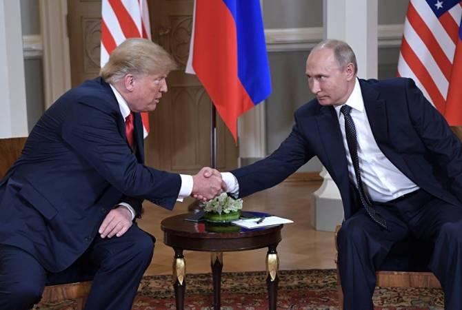 Թրամփի եւ Պուտինի հանդիպումը G20-ի գագաթնաժողովում տեւել Է 1 ժամ 20 րոպե
