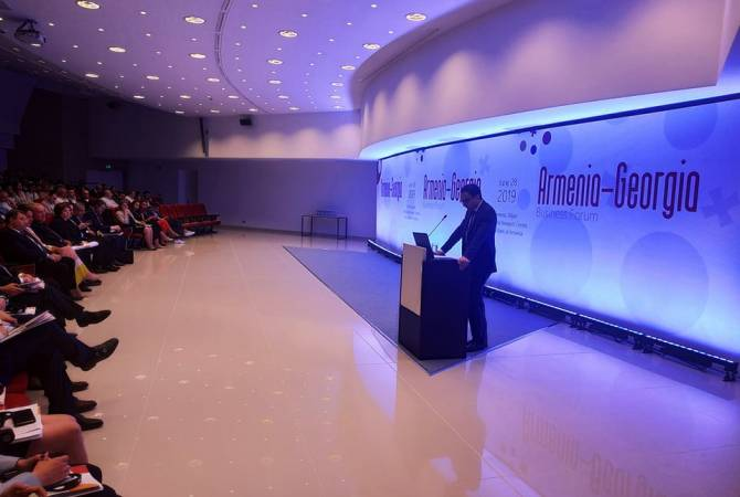 Էներգետիկայի, տրանսպորտի, գյուղատնտեսության ոլորտներում Վրաստանի հետ համագործակցության համար լավ հնարավորություններ ենք տեսնում. Ավինյան