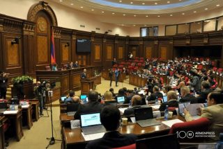 Ազգային ժողովում մեկնարկել է ՏՄՊՊՀ 2 անդամի ընտրության քվեարկությունը