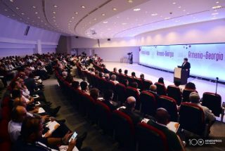 Վրաստանի փոխվարչապետը խրախուսում է հայ և վրացի գործարարներին համատեղ բիզնես իրականացնել
