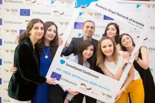 Հայ և եվրոպացի բիզնես-հրեշտակները՝ BANA-ի 2-ամյակի կոնֆերանսին