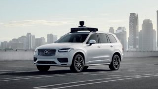 Volvo-ի և Uber-ի ինքնակառավարվող մեքենան սկսել է իր նոր հաղթարշավը