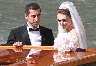 Հենրիխ Մխիթարյանն ամուսնացել է Սուրբ Ղազար կղզում