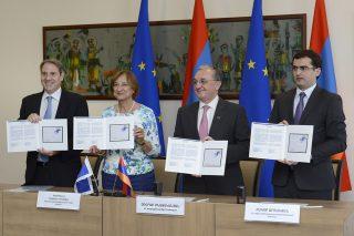 Մարվեց «Եվրոպայի խորհուրդ» թեմային նվիրված նոր փոստային բացիկ