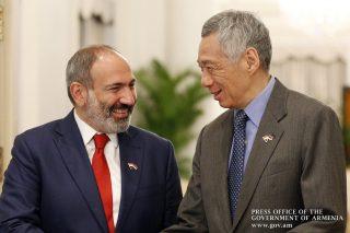 Հայաստանն ու Սինգապուրը ստորագրել են կրկնակի հարկումը բացառող համաձայնագիր