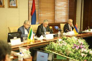 Թեհրանում կայացել է Հայաստանի Հանրապետության և Իրանի Իսլամական Հանրապետության միջկառավարական համատեղ հանձնաժողովի նիստը