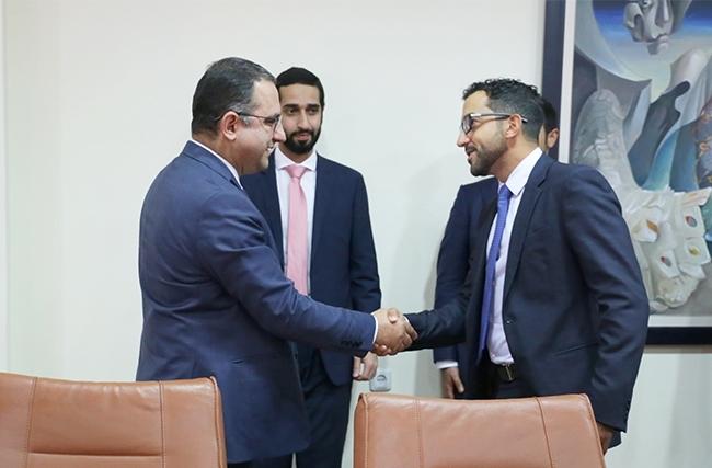 Գյուղատնտեսությունից մինչև զբոսաշրջություն. Տիգրան Խաչատրյանը և Շեյխ Ֆահիմ Ալ-Կասիմին քննարկել են հայ-էմիրաթական տնտեսական համագործակցության օրակարգը