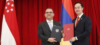 Հայաստանը և Սինգապուրը կզարգացնեն զբոսաշրջային համագործակցությունը․ ստորագրվել է փոխըմբռնման հուշագիր