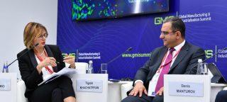 Տիգրան Խաչատրյանը մասնակցում է GMIS 2019-ին