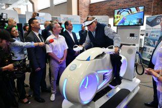 Հայաստանն ու Բելառուսը բնական գործընկերներ են նոր տեխնոլոգիաների ոլորտում. Հայաստանի նախագահն այցելել է Բարձր տեխնոլոգիաների պարկ