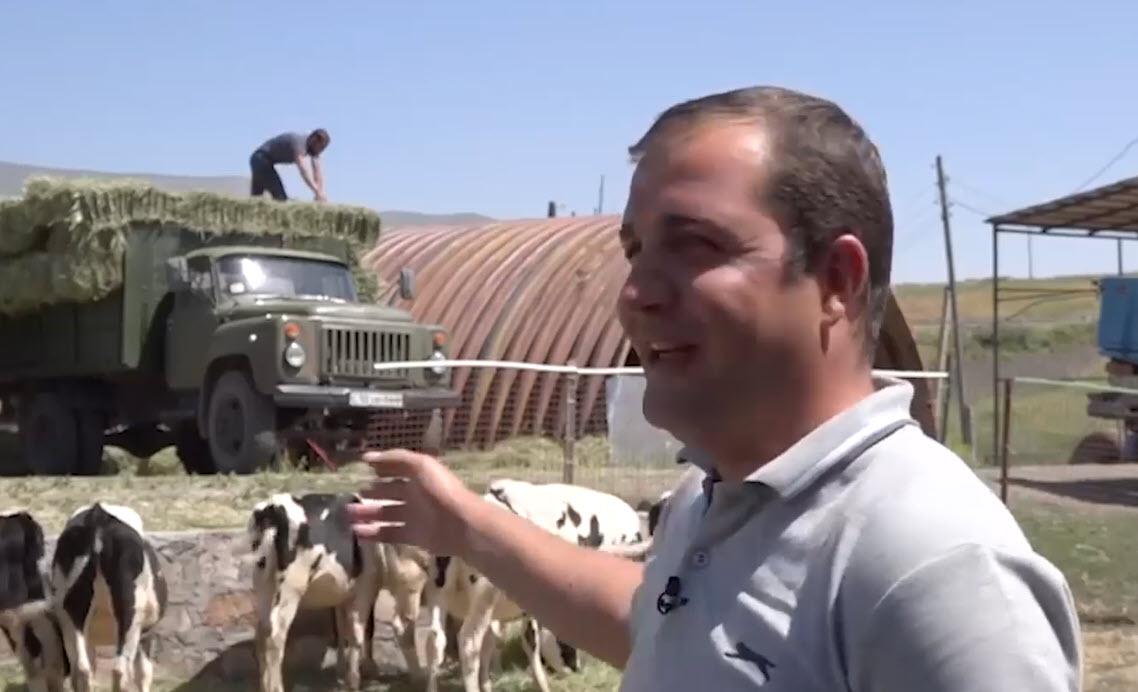Հայաստանի մարզերից Երևան են եկել 15 ֆերմեր՝ մասնակցելու «Խելացի ֆերմեր» դասընթացին.տեսանյութ