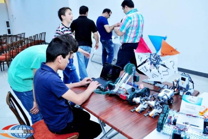 Դպրոցներում 284 ռոբոտատեխնիկական լաբորատորիաներ են ստեղծվելու
